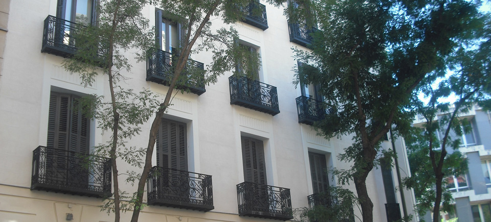 Rehabilitación integral de fachada